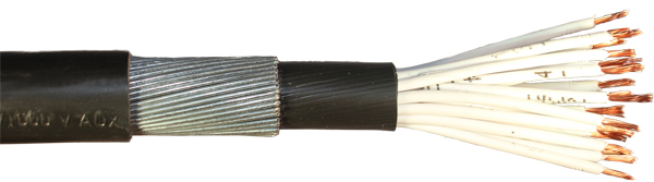 the simple overview of pvc 19 core cable