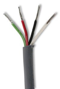 huadong high-quality 4 core screened cable with low price