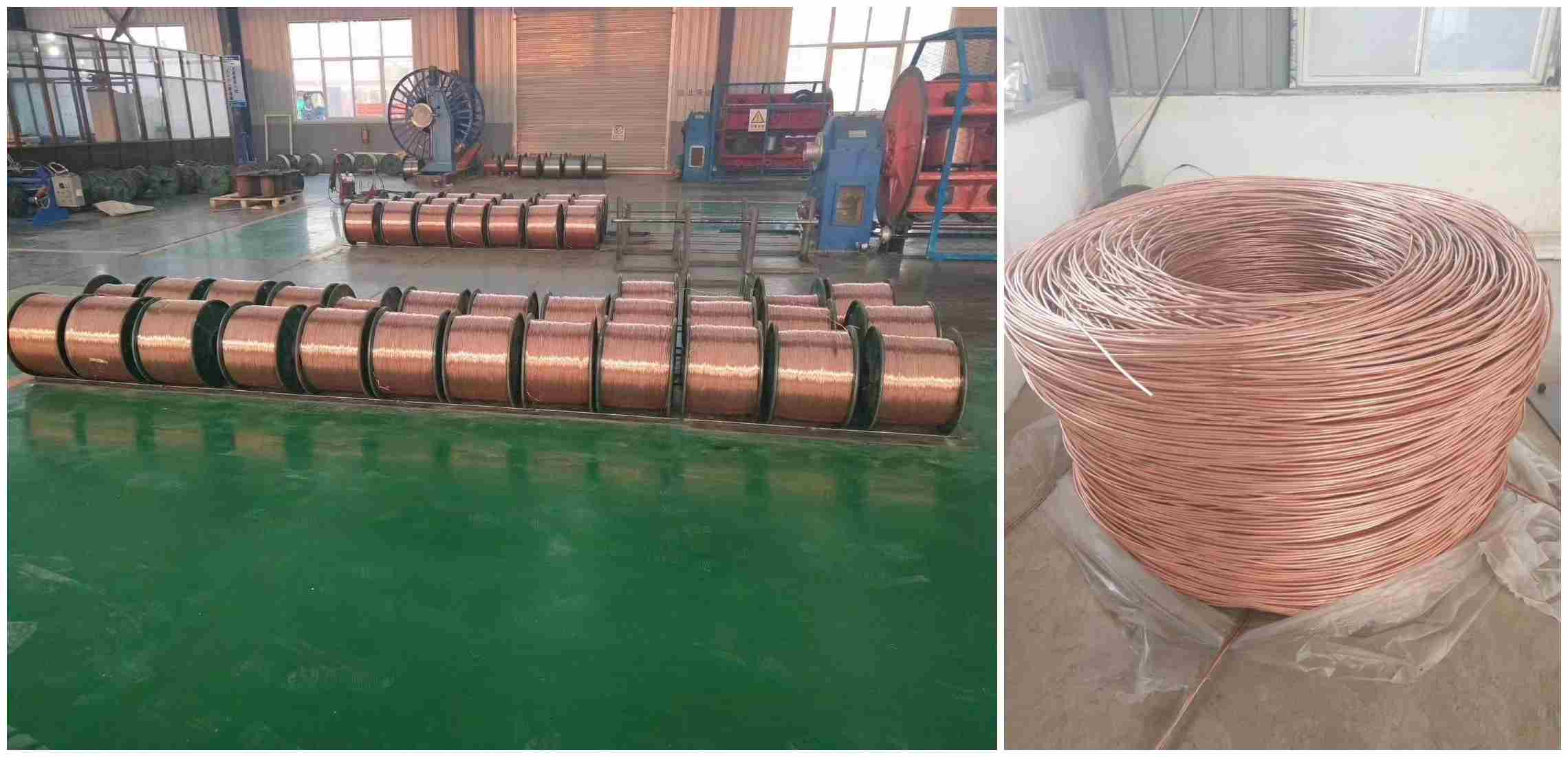 best copper material of low price 3 conductor shielded wire