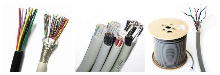 low price multicore shield cable for sale